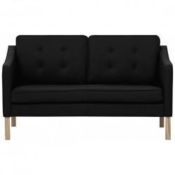Couch Schwarz