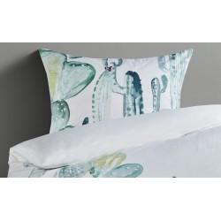 Satin-Bettwäsche Kaktus ¦ mehrfarbig
