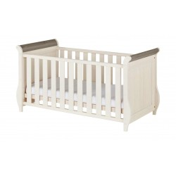 Kinderbett Bornholm weiß