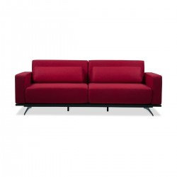 Schlafsofa rot Copperfield